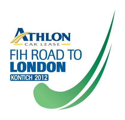 Athlon Car Lease FIH Road to London (Women) Kontich 2012
